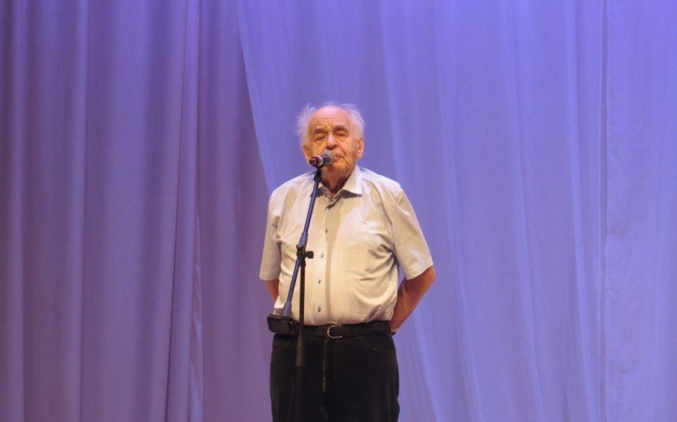 Почетный гость Борис Неменский
