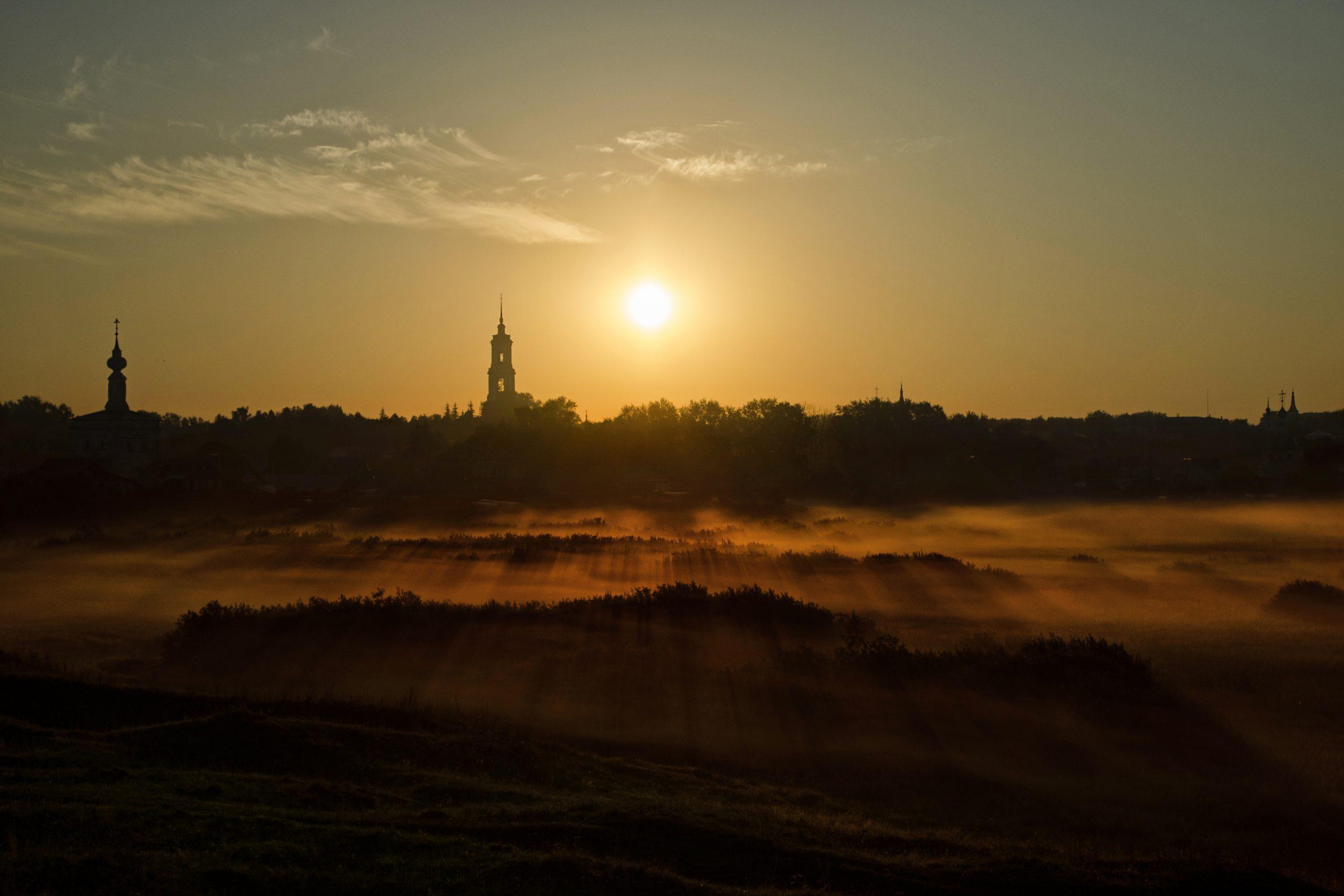 «Рассвет на Ильинском лугу» Автор фото: Ольга Акимова