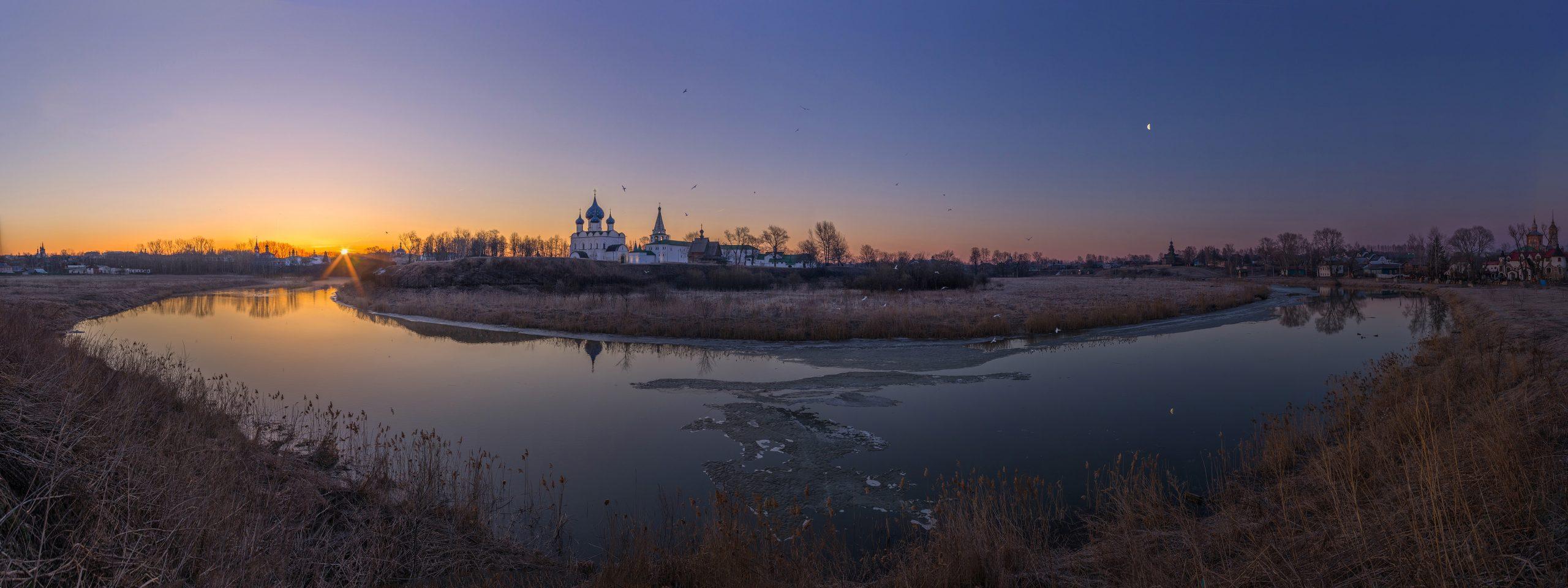 «Таинственный Суздаль» Автор фото: Николай Овчинников