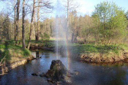 «Судогодский фонтан» Автор фото: Виктор Степанов