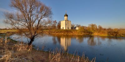 Историко-ландшафтный комплекс «Боголюбовский луг-Церковь покрова на Нерли» Автор фото: Борис Пучков